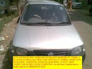 ALTO 2OO5 RUN ONLY 39200km 17KMPL  AS GOOD AS NEW SCRATCH LESS BODY