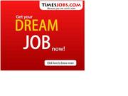 GET YOUR DREAM JOB NOW