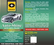 CAR CARE PRODUCTS, RUBBING COMPOUNDS, CAR SHAMPOO, CAR POLISH