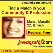 MATRIMONIAL PROFILE AT JEEVANSATHI
