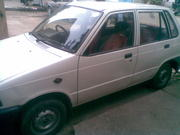 800 CAR 2002 NOV FOR SALE AS GOOD AS NEW RUN ONLY 16000 KM ONLY