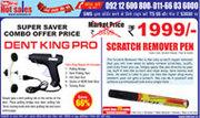 Dent King Pro,  Car Dent Remover,  Scratch Remover Pen,  Car Dent Remover