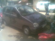 SANTRO  2OO1 jul  for sale,   RUN ONLY 56000 KM,   EXCELLENT MILEAGE OF