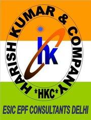 EPF ESI CONSULTANT IN DELHI HKC 9910427437