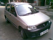 ALTO 2008 AS BRAND NEW SHOWROOM 4 SALE CONDITION RUN ONLY 7900 KM,   EX