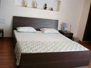 furnished 3 BHK Apartment in chittranjan park,  south delhi