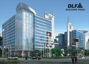 office on rent JASOLA dlf tower b fully furnished 2375 sq feet