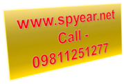 Spy Bluetooth Earpiece in Delhi - 09811251277
