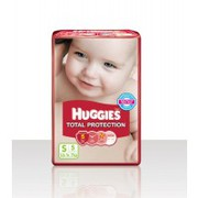 Huggies Total Protection Small is First choice of any Mother