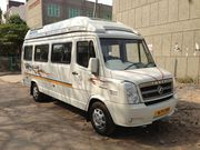 Best and Cheap Tempo Traveller Services in Delhi