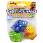 Get 25% off on Nuby Fun Squirters at Healthgenie