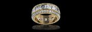 dazzelite :Silica Carbide diamonds & Moissanite Created by Charles & C