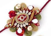 Go Online to Send Pretty Rakhis to India