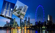 Singapore Malaysia Thailand Tour Package from Delhi