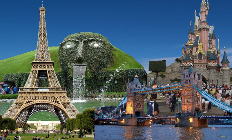 Europe tour packages delhi travel services for Best countries to travel in europe