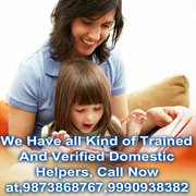 Looking for,  Baby Sitter,  Maid,  Cook,  Driver,  in Gurgaon,  Delhi