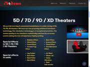 Modernxd: 5D Theater,  7D Theater,  9D Theater,  XD Theater
