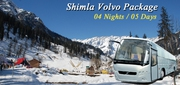 Shimla Volvo Tour Packages from Delhi