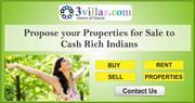 Propose Your Properties to NRI Investors