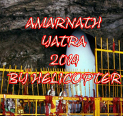 Book Amarnath Yatra Helicopter Packages from Baltal and Sonamarg