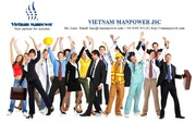 Unlimited skilled construction workers from Vietnam Manpower Service and Trading JSC