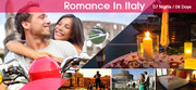 Italy Honeymoon Tour Packages 2015 from Delhi India