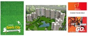 Ajnara Sports City 2 and 3 BHK Residential Apartments
