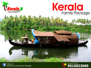 Enjoy Family Vacation in Awesome Serenity and Serene Of Kerala