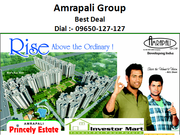 Amrapali Princely Estate Fulfill of Your Dreams