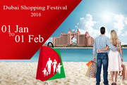 Shopping Festival in Dubai 2016 Packages