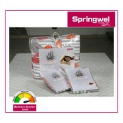 Buy 100% Pure Cotton Bedsheets - Springwel