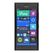 Nokia Lumia 735 Black (Silver-67064)