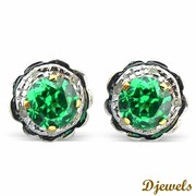 Djewels - Diamond Earrings Only @10257