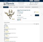 Djewels - Diamond Mangal Sutra Set