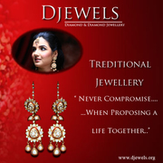 Traditional Jewellery with Hallmarked Gold