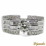 With 0.70 Ct Solitaire Diamond Rings for Engagement in affordable Pric