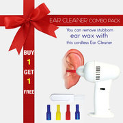 Cordless Ear Wax Vacuum Cleaner From Teleone In Only Rs. 999/-