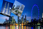 05N/06D Singapore Malaysia Tour Packages 2016 from Delhi India