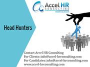 Head Hunters,  Top Recruitment Company in India & Dubai