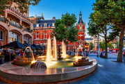 11N/12D Amsterdam Paris Switzerland Honeymoon Packages from Delhi