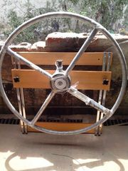 Shoulder Wheel Big Wall Mounted