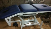 Hi Low treatment Table Motorized 3 section with triple motor