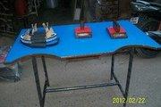Horizontal Sanding Table