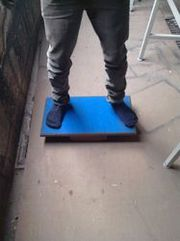 Equilibrium Board Physiotherapy equipment