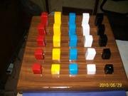 Square Peg Board