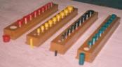 Knobed Cylinder Block Set