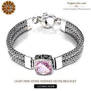 silver plated jewellery wholesale manufacturer