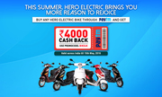 Give Your Bit to the Environment – Buy Hero Electric Scooter Today