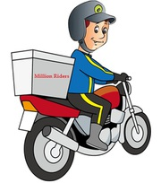 Part Time Delivery Boy job in Gurgaon
