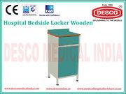 Hospital Bedside Locker Suppliers   DESCO